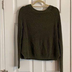 Knitted Express sweater